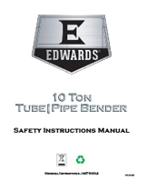 10 Ton Bender Manual