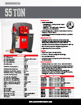 55 Ton Specification Sheet