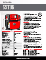 65 Ton Specification Sheet