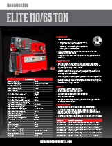 110/65 Ton Elite Specification Sheet