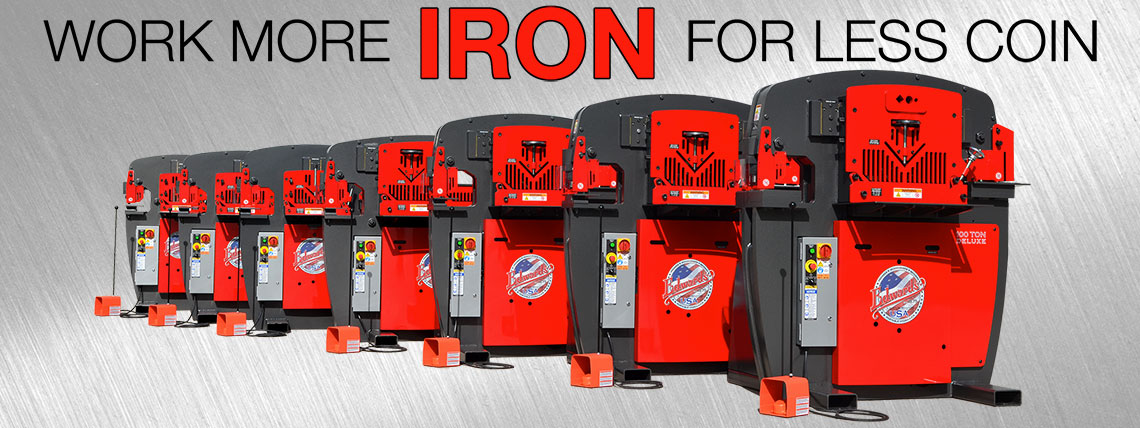 Work More iron For Less Coin