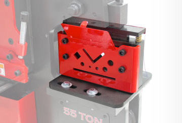 View Ironworker Tooling