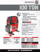 100 Ton Specification